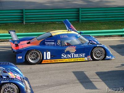 American LeMans Series at V I R Raceway, Va