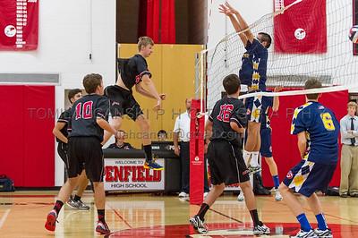 PHS Men Volleyball vs Victor