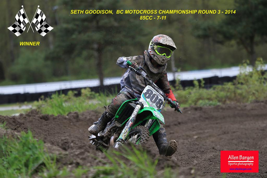 #808 - Seth Goodison, 8X12 format