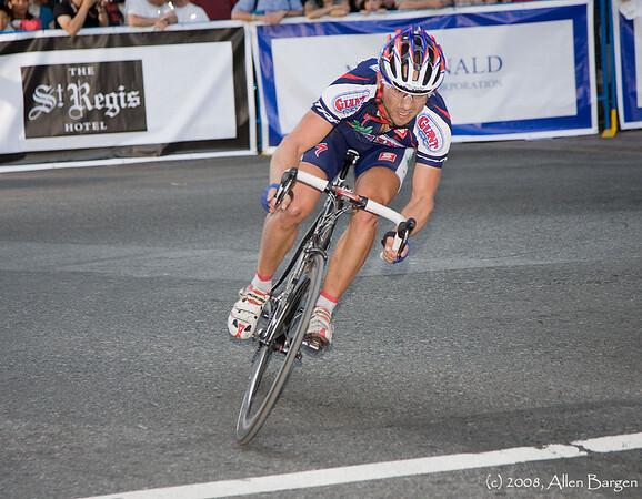 Tour de Gastown - Criterium leader