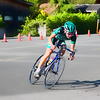 Practice lap prior to the Tour De Delta Mens Criterium race in Ladner BC. Image post processed.