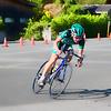 Practice lap prior to the Tour De Delta Mens Criterium race in Ladner BC. Image post processed.
