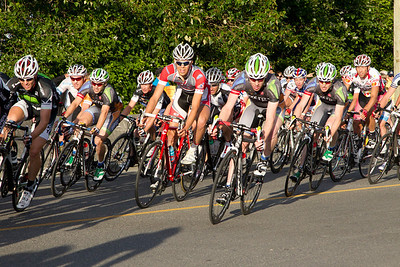 Scene from the Tour deDelta, Ladner Criterium, 2011
