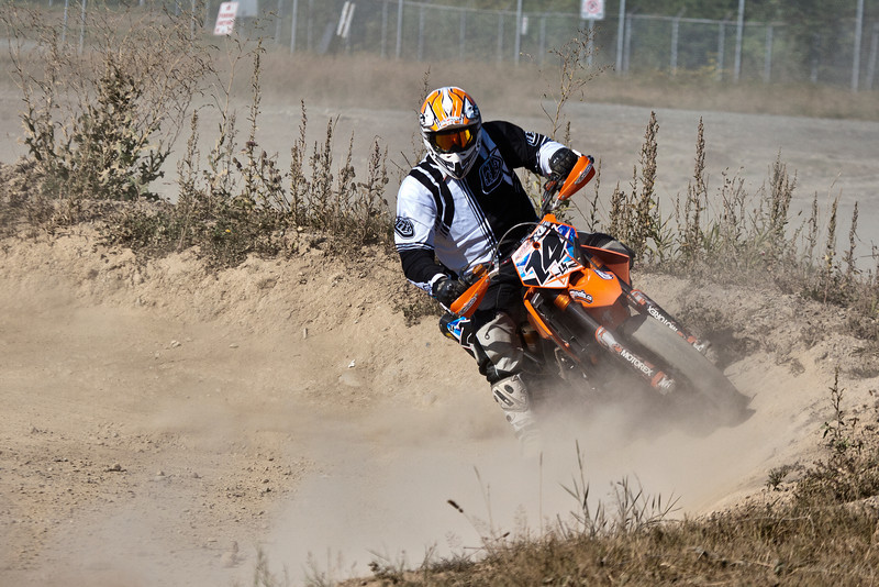 # 14 - Ryan knows how to ride a dirt bank