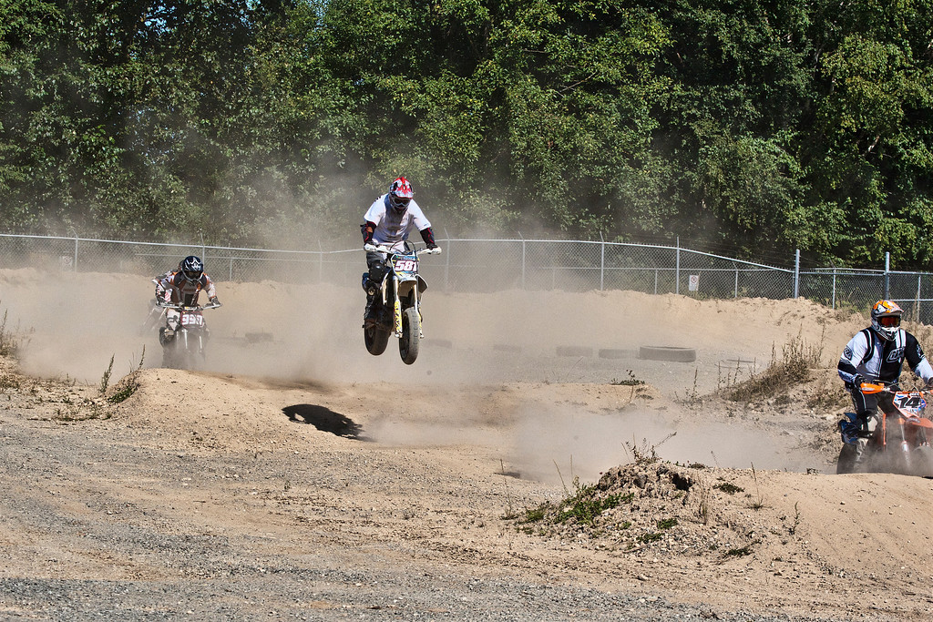 # 581 - Ryan sails over the dunes in the dirt section