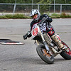 # 9 - Murray takes 1st place in the Vet 40 class at the BCSupermoto races on May 22nd, 2011