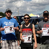BC Supermoto - Unlimited Intermediate Class  winners - July 3rd, Round 3