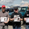 BC Supermoto - Vet 40 Class  winners - July 3rd, Round 3