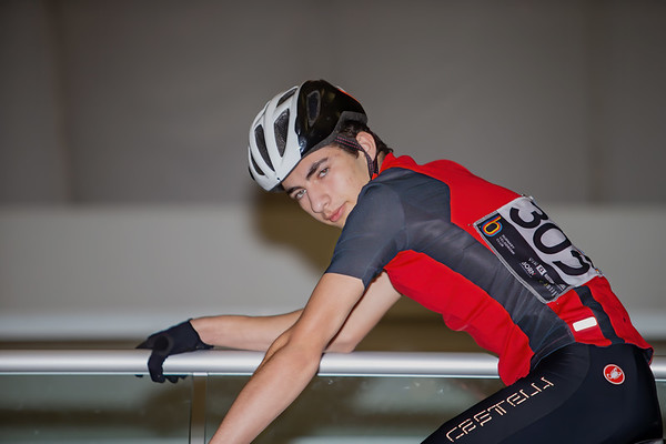 Faces of the Burnaby Velodrome Club