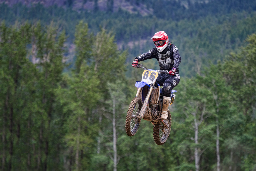 This is Jari Heinonen. He raced in the BC Legends events during the weekend of BC Motocross at Whispering Pines in Kamloops during the May 25th, 26th BC Championships