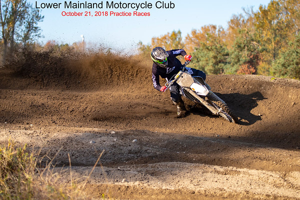 LMMC - October 21, 2018 Practice Races, Album 1