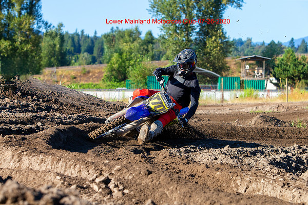 Lower Mainland Motorcycle Club-07-26-2020