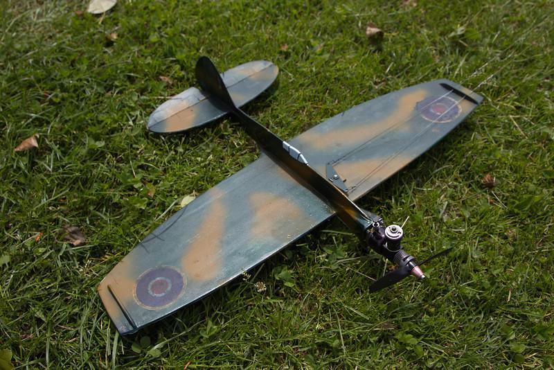 Mike Jenning's Spitfire