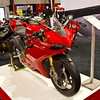 Ducati - about $47,000 and change will get it for you! Image from the 2012 Vancouver Motorcycle Show