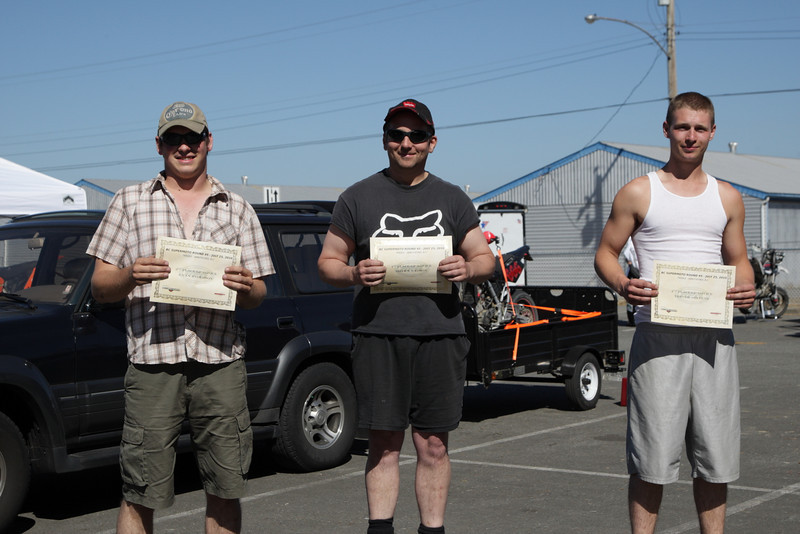 GP Novice - 1st - Shawn Watson, 2nd - Trevor Stevens, 3rd - Ryan Anderson-5F-6473