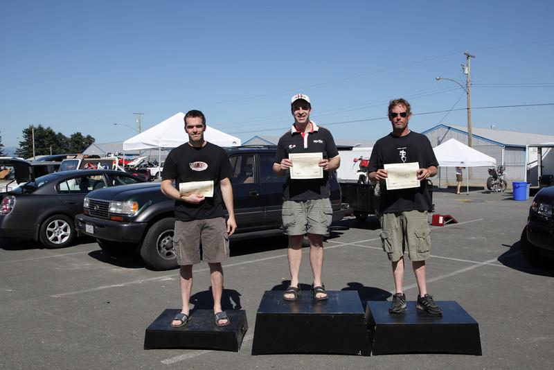 Vets +30 - 1st-Mike Denis,  2nd-Ryan Denis, 3rd Greg Wardrope-5F-6457