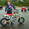 Ryan shows off his new styling racing gear, and Decals