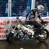 5th Gear Stunt Team antics - 2011 Motorcycle Show, Abbotsford, BC