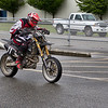 # 11 - Nicolas Takes 2nd place in the Open Novice class at the BCSupermoto races on May 22nd, 2011