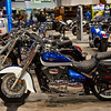 Scenes from the Vancouver 2012 Motorcycle Show. Hundreds of Motorcycles!
