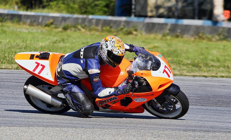 # 77 - Kyle Davidson - Mission Raceway - Aug 1, 2011