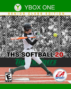 THS Softball - Lexi