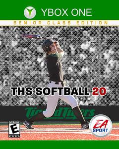 THS Softball - Abby