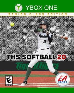 THS Softball - Elli
