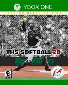 THS Softball - Emily