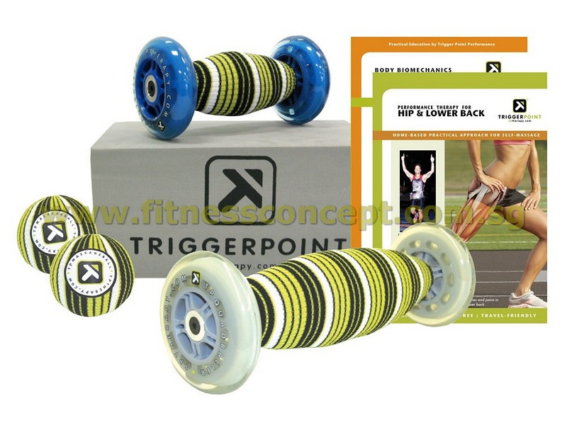 TP Hip and Lower Back Performance Kit<br /> Our Hip and Lower Back kit is the ultimate package to massage and maintain the muscles around the Hip and Lower Back areas. This kit is what we recommend for anyone having aches and pains in areas such as, but not limited to, the:  IT Band, Knee, Hamstrings, Piriformis, Sciatic Nerve, Lower Back, Psoas, Quadriceps, Hips, etc...<br /> <br /> Availability: In stock