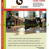 SMRT-CORE Level 3 DVD<br /> Quick Overview<br /> This level is not for the faint of heart. Once you have mastered the exercises from Level 2 it's time to progress to Level 3. In this level we take the push, pull add a press, and add a pause at the peak intensity of each movement. We take you to the hardest part of the exercise and then have you hold the position. It takes strength to get to this position and incredible stability to hold it. Posture is imperative at this level of intensity with SMRT-CORE.<br /> <br /> Availability: In stock