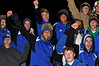 DSC_8087_Copy.  Hale-Ray fans support the girls soccer team on their final game of the season