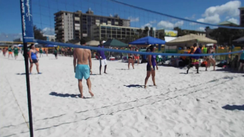 Video of Volleyball