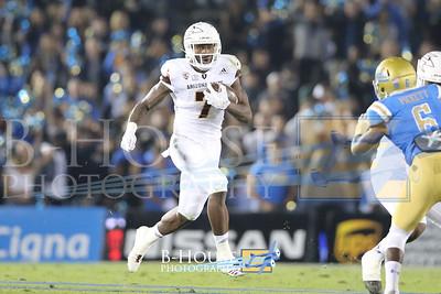 NCAA Football 2017: Arizona State vs UCLA NOV 11