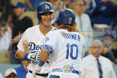 MLB 2017: Mets vs Dodgers JUN 19
