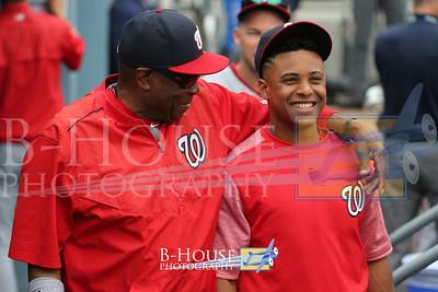MLB 2017: Nationals vs Dodgers JUN 07