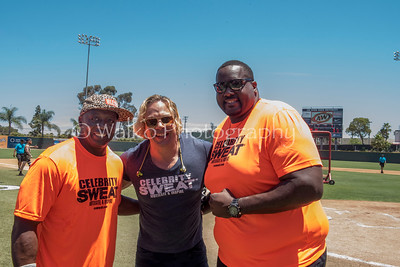 Celebrity Sweat Softball - 2016-07-08