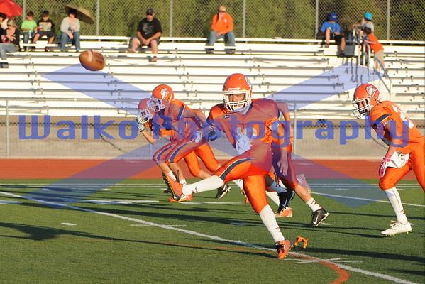 High School Footbal (JV)l: Oct 2 West Hills at Vahalla