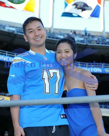 NFL: AUG 28 Preseason - Cardinals at Chargers