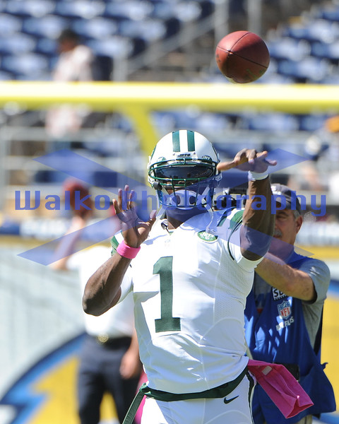 NFL: OCT 05 Jets at Chargers