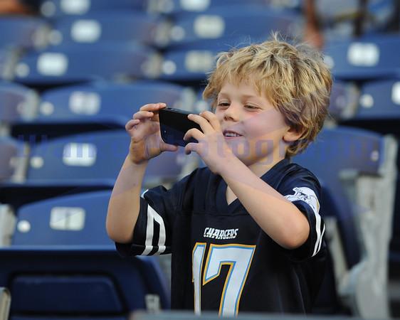 NFL: AUG 07 Preseason - Cowboys at Chargers