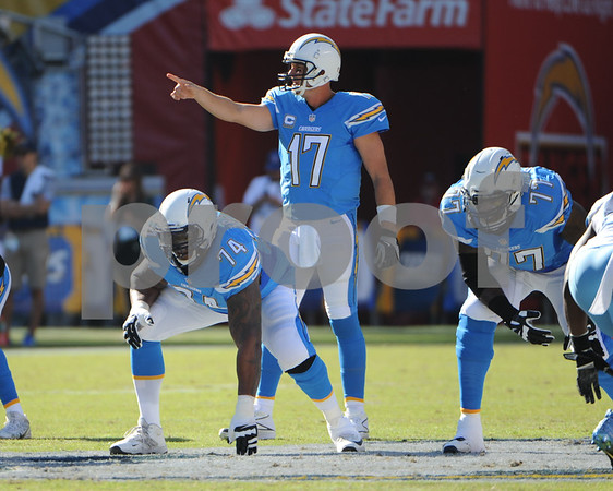 NFL: NOV 06 Titans at Chargers