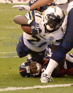 San Diego Chargers 32 Denver Broncos 3
