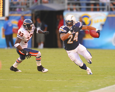 Chargers vs Bears 2010