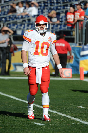 NFL: DEC 29 Chiefs at Chargers