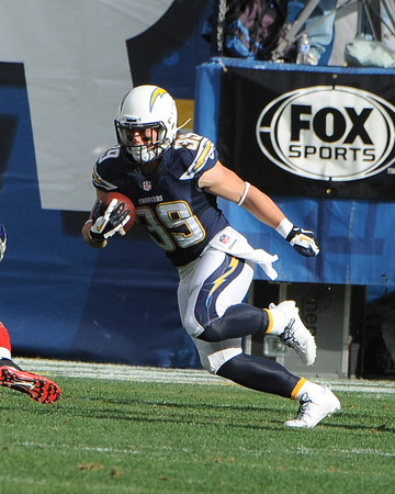 San Diego Chargers vs New York Giants