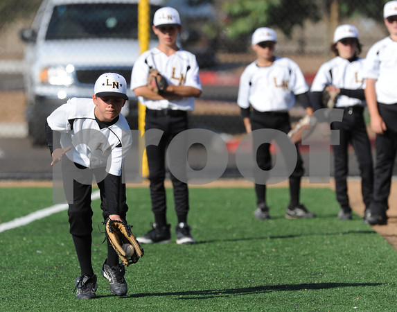 Little League District 41 All Star Game Santee Pioneer vs Lakeside National
