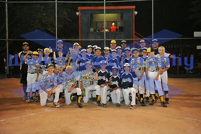 07/02/2014 - 11's Lakeside National vs Rancho San Diego (LNLL)