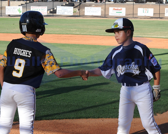 District 41 - 12 Year Old All Star game - Rancho San Diego and Lakeside National
