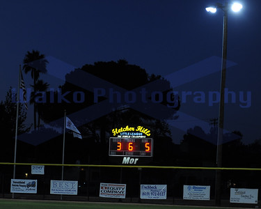 6/29/2014 - 12's Lakeside National vs Santee Pioneer (LNLL)
